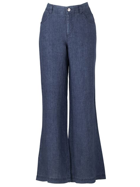 women secrets  elegant flared trousers