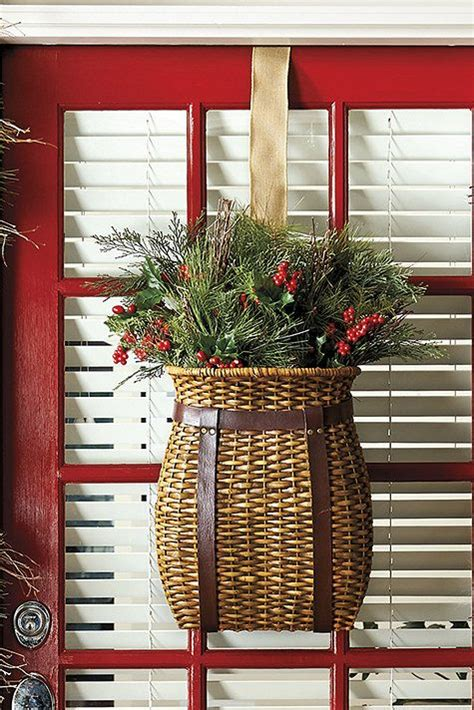 winter basket arrangements youll  shelterness