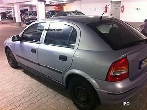 Opel Astra 2001 : image gallery 2001 opel ~ Gottalentnigeria.com Avis de Voitures