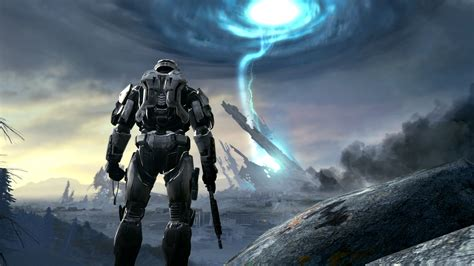 1920x1080 Halo Game Artwork In 4k Laptop Full Hd 1080p Hd