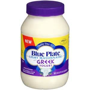 wedding registry options blue plate light mayonnaise with yogurt 30 fl oz