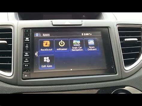 android apps   hondalink radio display connect