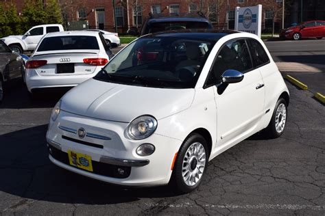 Gucci Fiat 500 For Sale by Used Fiat 500 Gucci For Sale 6 Cars From 4 900