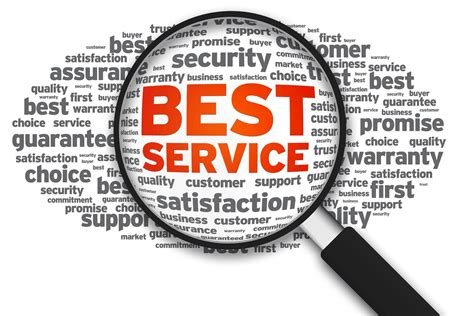 The Best Service Defining Your After Sales Service Approach