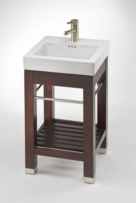 18 bathroom vanity with sink 17 9 inch single sink square console bathroom vanity with