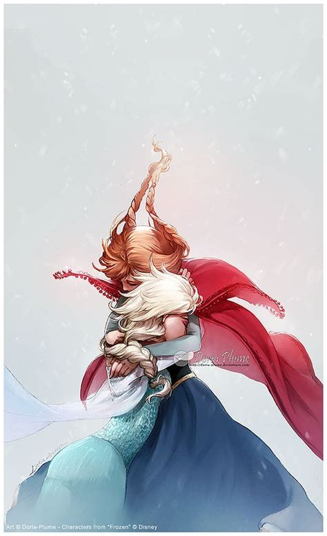 pin on elsa and anna