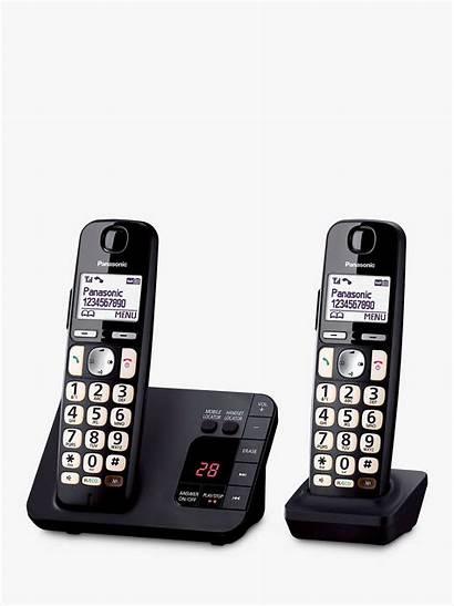 Panasonic Hearing Screen Kx Twin Telephone Machine