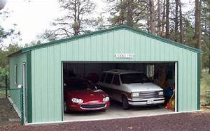 Garage Pour Voiture : quelles dimensions pour votre garage guide de ~ Voncanada.com Idées de Décoration
