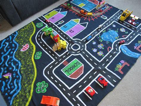 kid play car little ladybird making a children 39 s car mat