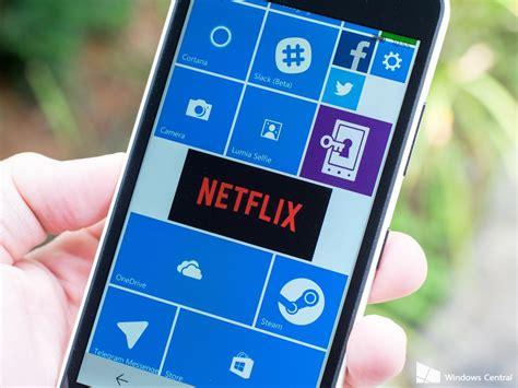 Netflix On Windows Phone