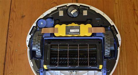 remplacer la batterie dun aspirateur robot roomba de
