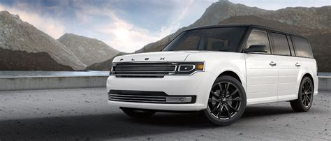 ford flex full size suv comfortable  passenger