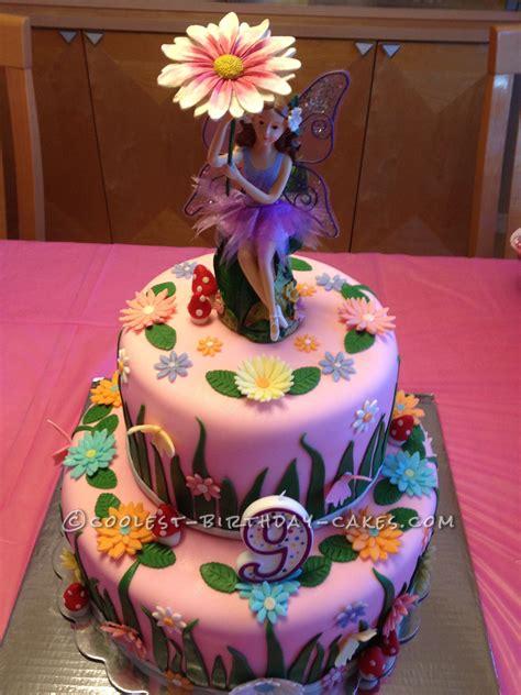 garden fairy cake fairyfairy tale cakes fairy