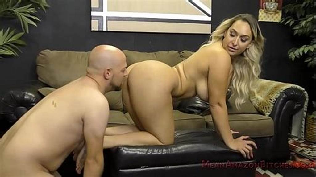 #Booty #Queen #Nina #Kayy #Makes #Her #Wimp #Boyfriend #Eat #Ass