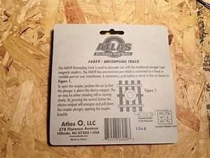 Atlaso  6059 Uncoupling Track Guide