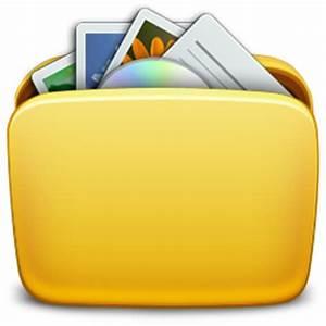 Folder My documents Icon | Plump Iconset | zerode