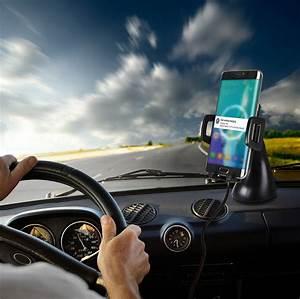Handyhalterung Auto Wireless Charging : qi fast wireless charging car mount for samsung galaxy s8 plus ~ Kayakingforconservation.com Haus und Dekorationen