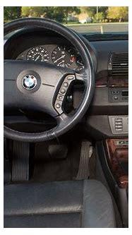 2001 Bmw x5 interior dimensions