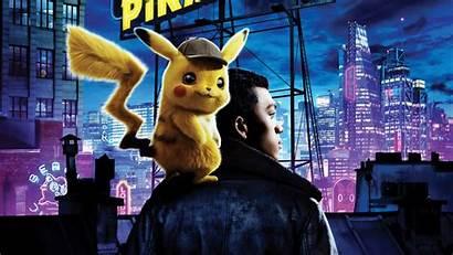Pikachu Detective Wallpapers Movies 1080p 4k Laptop