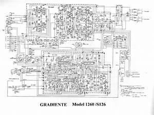 Gradiente Model 1260 S126 Sch Service Manual Download