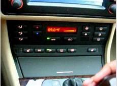 BMW E46 HVAC AutomaticOn Climate Control Retrofit DIY