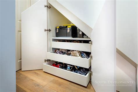 stairs storage  london surrey