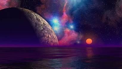 Wallpapers Distant Planet Yodobi Title 4k
