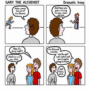 Gary the Alchemist :: Comics - 87-3: Dramatic Irony
