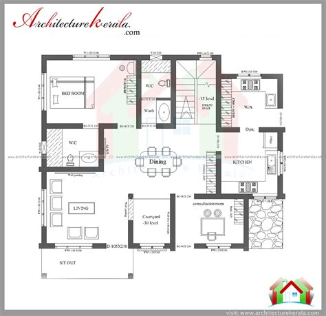3 bedroom home plans home plans sq ft kerala ideas 1200 square house with