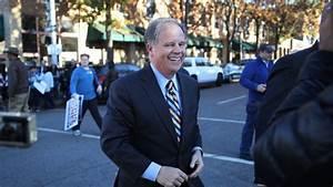 Democrat Doug Jones wins Alabama Senate race - YouTube