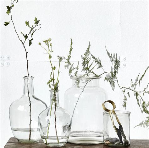 Glass Vases by Simple Glass Vase By All Things Brighton Beautiful