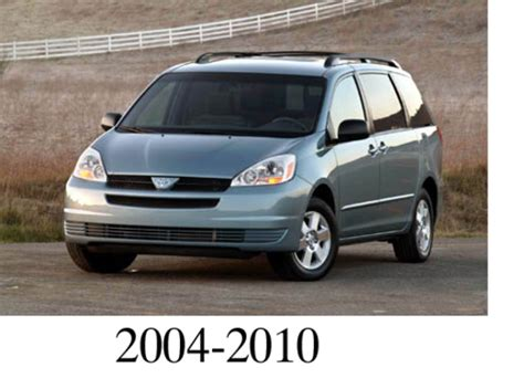 auto repair manual free download 2004 toyota sienna spare parts catalogs pay for toyota sienna 2004 2010 service repair manual download