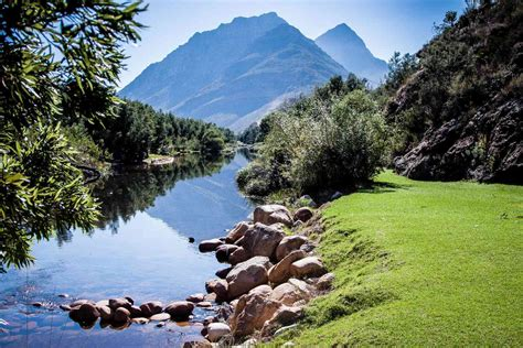 Dwarsberg Trout Hideaway, Rawsonville, South Africa