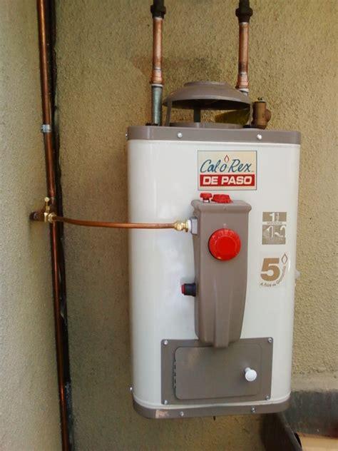 boiler ya instalado exelentes trabajos de plomeria