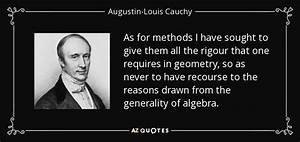 Augustin-Louis ... Weierstrass Quotes