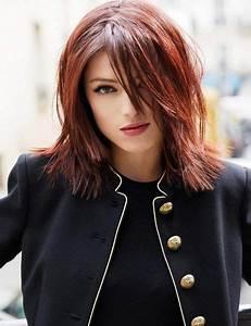 Coupes Cheveux Mi Longs 2018 : coupe cheveux 2019 mi long ~ Melissatoandfro.com Idées de Décoration