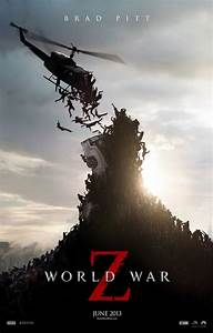 New trailer for zombie apocalypse blockbuster 'World War Z ...
