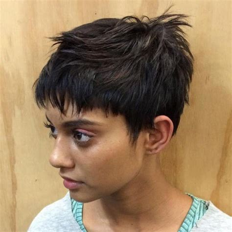 Pixie Hairstyles For Thick Hair by 60 Haircuts And Hairstyles For Thick Hair