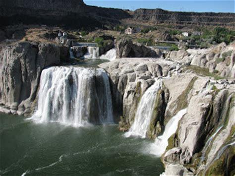 Weekend Wanderluster Shoshone Falls (twin Falls County