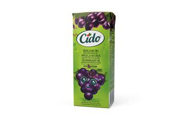 Nektārs CIDO vīnogu 0,2L