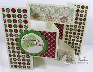 Tri Fold Shutter Card for Nathan