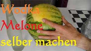 Holunderlikör Mit Wodka : wodka melone selber machen vodka infused watermelon wodka wassermelone machen youtube ~ Watch28wear.com Haus und Dekorationen