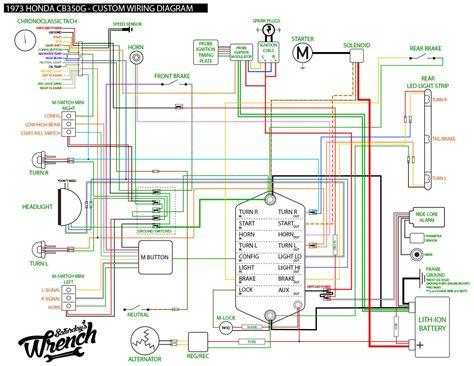 1969 cb175 wiring diagram usa wiring diagram