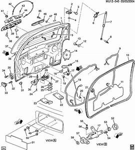 2001 Oldsmobile Alero Radiator Diagram