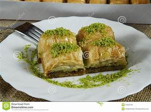 Baklava - Turkish Dessert -baklawa Stock Photos - Image ...