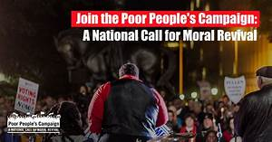 Press release: Poor People's Campaign: A National Call for ...