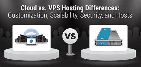 cloud hosting  vps differences  top cloud