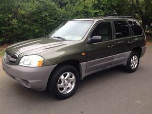 Purchase Used 2002 Mazda Tribute 4cyl  4x4   Manual 5peed
