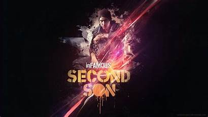 Infamous Son Second Wallpapers Background 1080 Karma