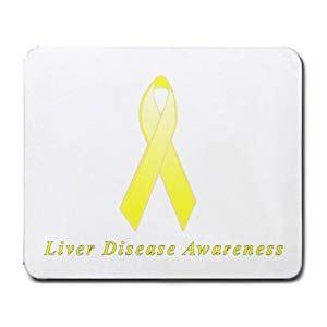 Amazonm  Liver Disease Awareness Ribbon Mouse Pad. Men's Heavy Necklace. Aqua Aura Necklace. Eisenberg Necklace. Pierced Necklace